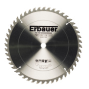 Erbauer TCT Circular Saw Blade 48T 250x16mm