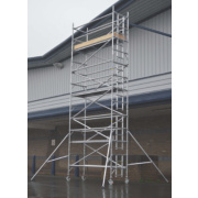 Lyte SF25NW57 Helix Narrow Width Industrial Tower 5.7m