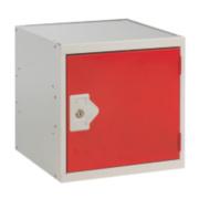 QU1212A01GURD Security Cube Locker Red