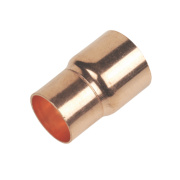 End Feed Fitting Reducers 28 x 22mm Pack of 2