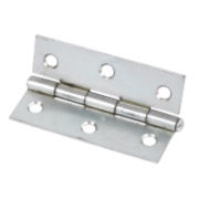 Steel Loose Pin Hinges Zinc-Plated 76 x 29mm Pack of 20