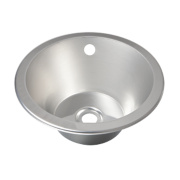 Franke Round Inset Sink Stainless Steel 1 Bowl 355 x 150mm