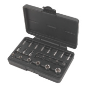 Forge Steel Mixed Socket Bit Set 23Pcs