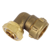 Conex Bent Tap Connector 403 22mm x ¾