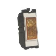 Varilight Z2DGNAW Neon Indicator Amber