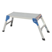 Hop-Up Work Platform Aluminium
