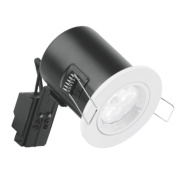 Aurora Fire Rated Fixed LED IP20 White 50W