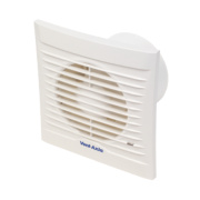 Vent-Axia 100A W Axial Bathroom Extractor Fan