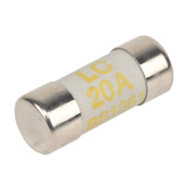 Wylex SFCFL20 20A Cartridge Fuse