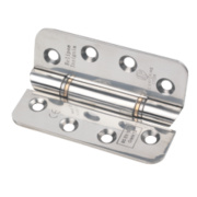 Eclipse Anti-Ligature Hinge Grade 13 Polished S/Steel 76 x 102mm Pack of 2