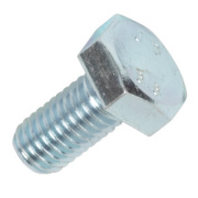 BZP Set Screws M10 x 20mm Pack of 100