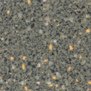 Apollo Magna Gravel Grey Worktop with 1½ S/Steel Sink 1800 x 650 x 42mm