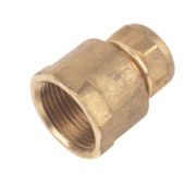 Female Coupler 15mm x ¾