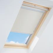 Roof Window Blackout Blind Beige 550 x 780mm