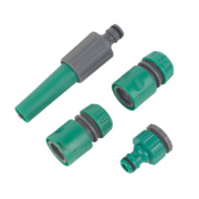 Hose Fittings Set ½