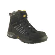 Cat Kaufman Safety Boots Black Size 6