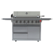 Swiss Grill Z2-650 Zurich 6-Burner Gas Barbecue