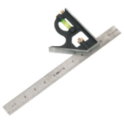 Forge Steel Heavy Duty Combination Square 12