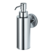 Aqualux Haceka Kosmos Soap Dispenser Chrome 53 x 99 x 166mm