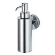 Aqualux Haceka Kosmos Soap Dispenser Chrome 53 x 99 x 166mm