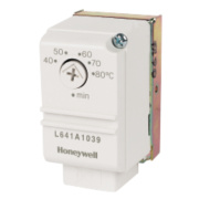 Honeywell L641A Cylinder Stat