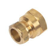 Yorkshire Kuterlite Female Coupler 612 22mm x 1