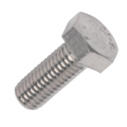 Set Screws A2 Stainless Steel M12 x 30mm Pack of 10