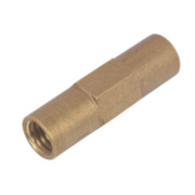 Earth Rod External Coupler 5/8