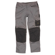 Site Boxer Trousers Grey/Black 34