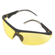 Cat Digger Yellow Lens Safety Specs
