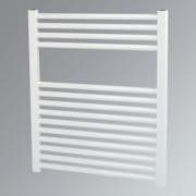 Kudox Flat Towel Radiator White 700 x 600mm 387W 1230Btu