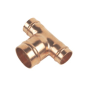 Solder Ring Reducing Tee 15 x 15 x 22mm