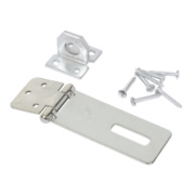 Sterling Hasp & Staple 95mm