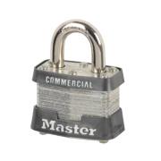 Master Lock Laminated Keyed Alike Padlock Steel 54mm