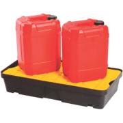Lubetech Spill Tray & Grate Ltr 800 x 155mm
