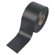 Damp-Proof Course 1968ga Black 100mm x 30m