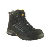 Cat Kaufman Safety Boots Black Size 10