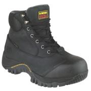 Dr Martens Heath Safety Boots Black Size 6