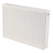 Kudox Premium Type 22 Double Panel Double Convector Radiator White 600x600
