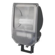 Trac Trac-Pro Asymmetric Floodlight & Photocell 42W