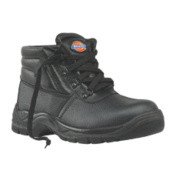 Dickies Redland Super Safety Boots Black Size 7