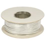 Philex Speaker Cable 2-Core x 13 Strand 100m White