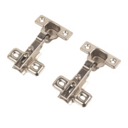 Sprung Concealed Hinges 95° 26mm Pack of 2