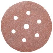 Norton 150mm Diameter Sanding Disc 180 Grit Pack of 10