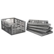 Folding Storage Crate 32Ltr 475 x x 236mm