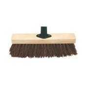 Stiff Broom Head & Bracket 11½