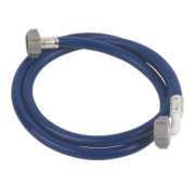 Washing Machine Hose Blue 1.5m x ¾