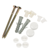 Fischer Toilet Pan / Bidet Fixing Kit