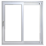 uPVC 7ft Patio Door Non-Handed 2090 x 2090mm
