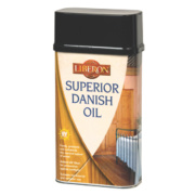 Liberon Superior Danish Oil Clear 500ml